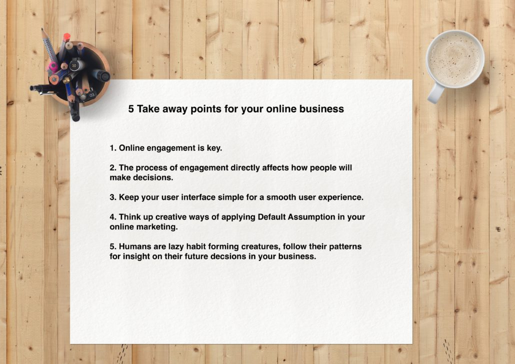 Online Business Points